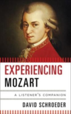 cover of Experiencing Mozart