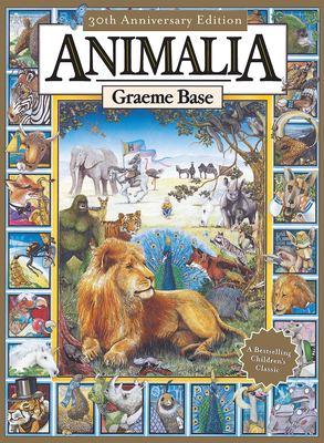 Book Cover: Animalia