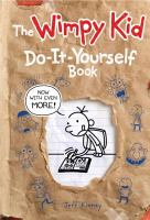 The+wimpy+kid+do-it-yourself+book by Kinney, Jeff © 2011 (Added: 12/6/16)