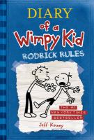 Diary+of+a+wimpy+kid++rodrick+rules by Kinney, Jeff © 2008 (Added: 5/8/18)