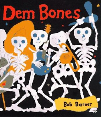 Cover image for Dem bones