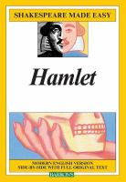 Cover art for Hamlet