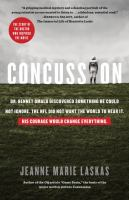 Cover art for Concussion