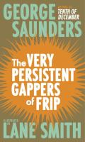 Cover art for The Very Persistent Gappers of Frip