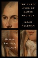 Cover art for The Three Lives of James Madison