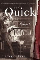 Cover art for The Quick