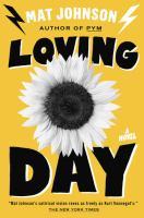 Cover art for Loving Day by Mat Johnson