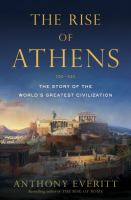 Cover art for The Rise of Athens