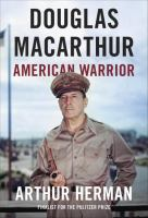 Cover art for Douglas Macarthur