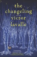 Cover Art for The Changeling