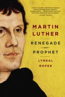 Cover art for Martin Luther