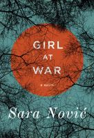 Cover art for Girl at War