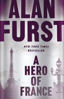 Cover art for A Hero of France