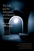 Cover art for The Life and the Adventures of a Haunted Convict