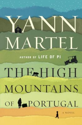 cover of The High Mountains of Portugal