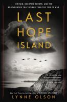 Cover art for Last Hope Island