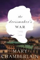 Cover art for The Dressmaker's War