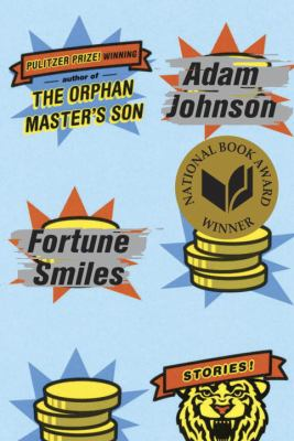 Cover image for Fortune smiles