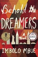 Cover art for Behold the Dreamers