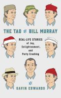Cover art for The Tao of Bill Murray