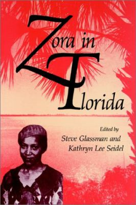 Cover art for Zora in Florida
