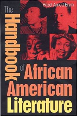 Cover art for The Handbook of African American Literature