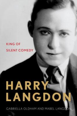 Book cover: Harry Langdon