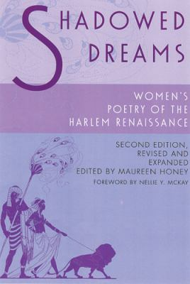 Cover art for Shadowed Dreams: Women's Poetry of the Harlem Renaissance