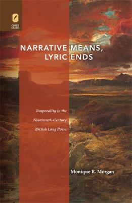 Cover art for Narrative Means, Lyric Ends