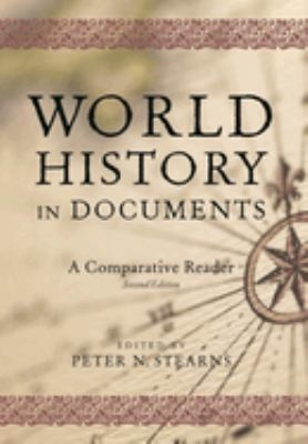 book cover for world history in documents