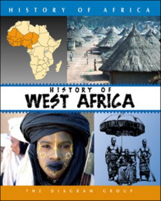 History of West Africa book cover image