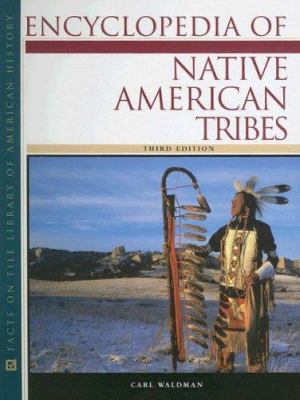 book cover Encyclopedia of Native American Tribes