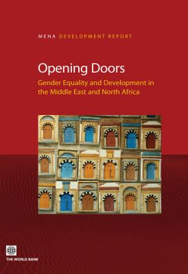 cover art for Opening Doors: gender equality and development in the Middle East and North Africa