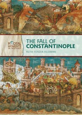 The Fall of Constantinople book cover image