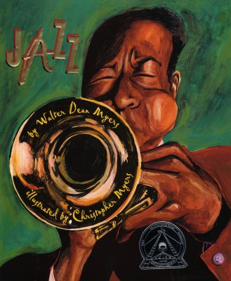 Jazz by Walter Dean Myers; Christopher Myers (Illustrator)