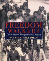 Cover art for Freedom Walkers