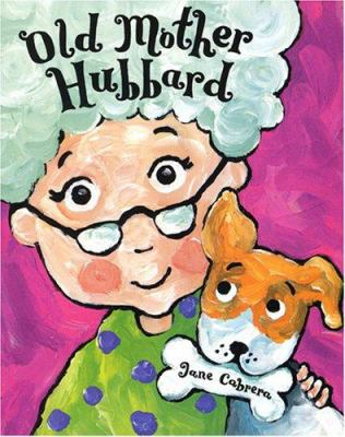 Cover image for Old Mother Hubbard