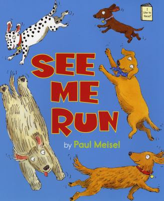 Cover image for See me run