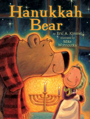 cover of Hanukkah Bear