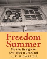 Cover art for Freedom Summer