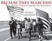 Cover art for Because They Marched