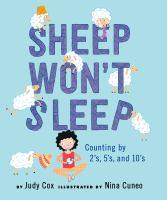 Sheep+wont+sleep by Cox, Judy © 2017 (Added: 7/26/19)