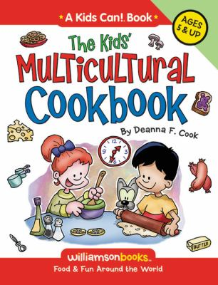 cover of The Kids' Multicultural Cookbook