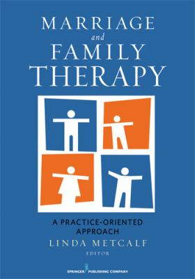Book jacket for Marriage and Family Therapy