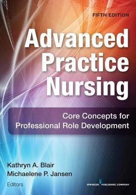 Cover for Advanced practice nursing eBook