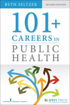 101+ Careers in Public Health book cover