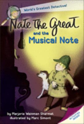 Cover image for Nate the Great and the musical note