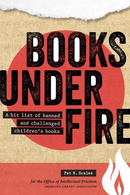 Book cover for Books under Fire