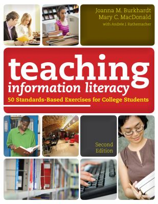 Cover Image: Teaching Information Literacy