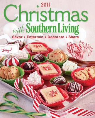 Details about Christmas with Southern living 2011.